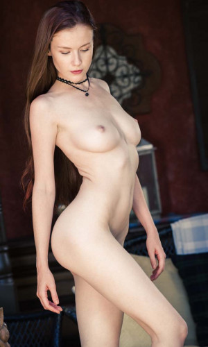 Emily Bloom naked, babe, nude, tits, long hair